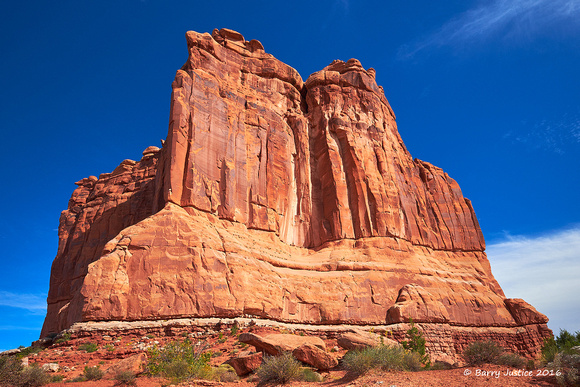The Courthouse,  Arches National Park